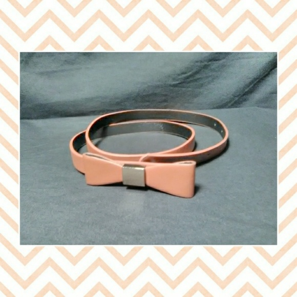 Accessories - 💖Bowtie Buckle Belt